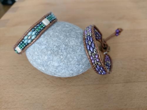 Bracelet,wrap,abby,bijoux